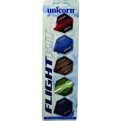 Unicorn Assorted Core Flight Pack