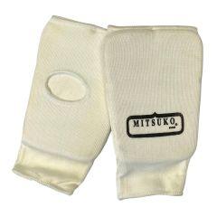 Karate mitts white
