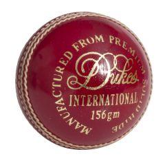 DUKES INTERNATIONAL 4 PC CRICKET BALL