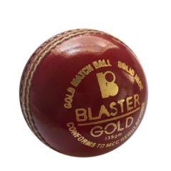 BLASTER GOLD CRICKET BALL