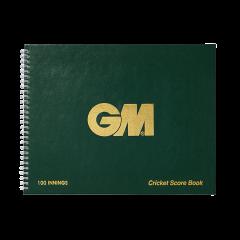 GM Score Book 100 Innings