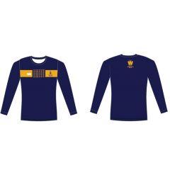WITS Cricket Club Long Sleeve Warmup Shirt