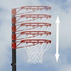 Net1 Portable Netball Hoop
