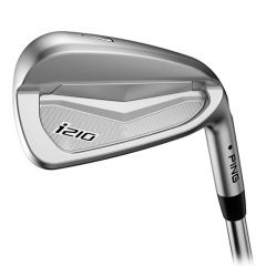 PING i210 Steel Irons 4-9PW