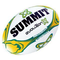 Summit Evolution Rugby Ball