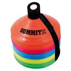 """Summit  2"""" Cones 50 pack"""