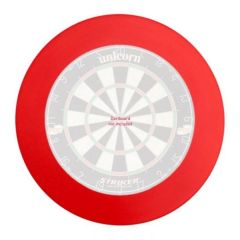 PROFESSIONAL DARTBOARD SURROUND - RED Only