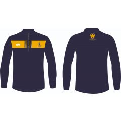 Wits Cricket Club 1/4 Zip Scuba Top