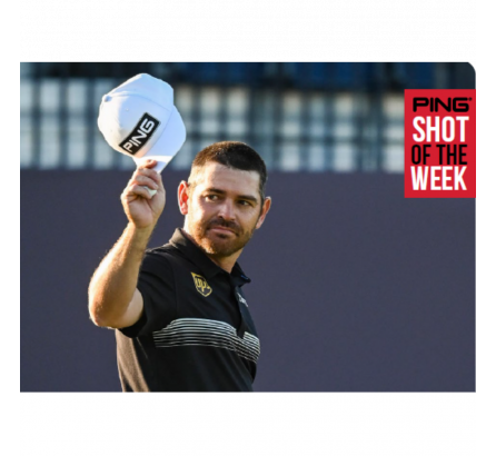 PING Shot of the week - Louis Oosthuizen